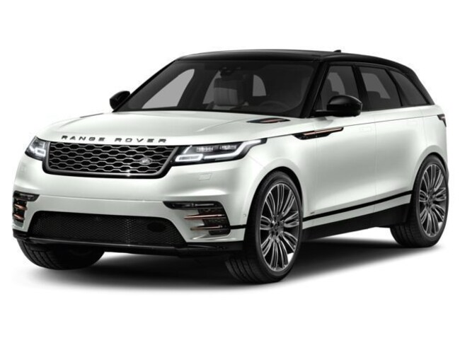 New 2018 Land Rover Range Rover Velar P380 HSE R-Dynamic For Sale Near Boston Massachusetts