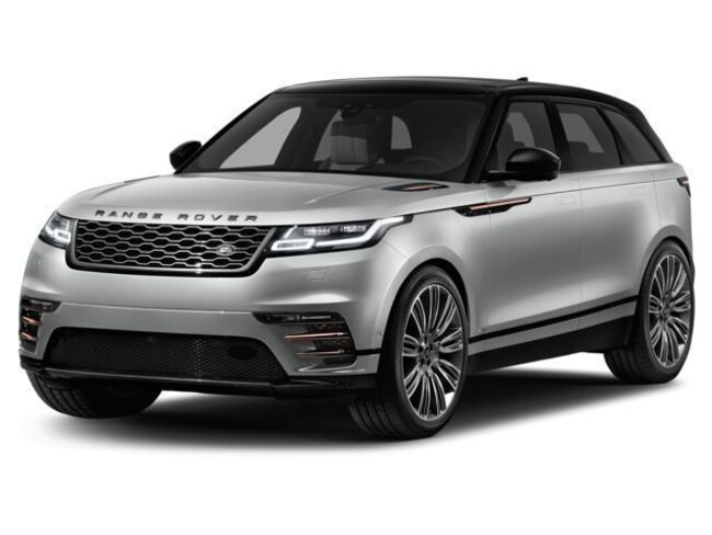 New 2018 Land Rover Range Rover Velar R-Dynamic HSE SUV For Sale Near Boston Massachusetts