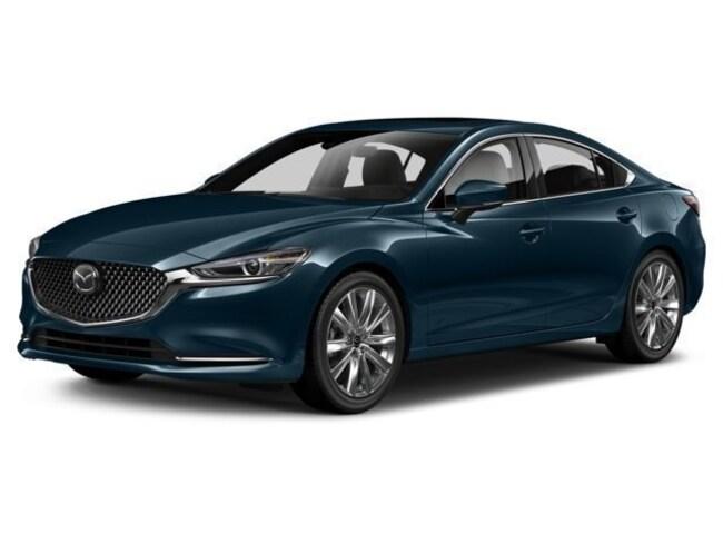 New Mazda vehicle 2018 Mazda Mazda6 Grand Touring Reserve Sedan for sale near you in Burlingame, CA