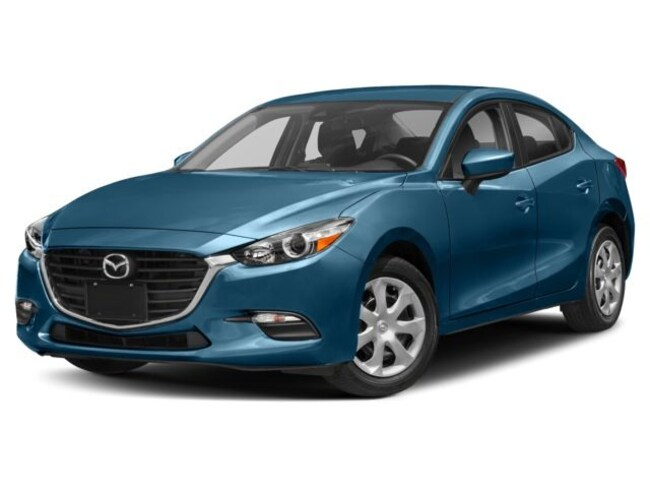 New 2018 Mazda Mazda3 Sport Sedan In Orange County