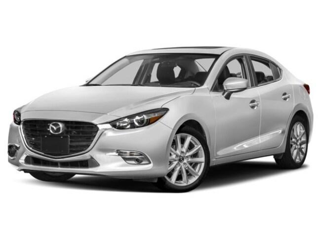 2018 Mazda Mazda3 Grand Touring Sedan for sale in Medina, OH at Brunswick Mazda