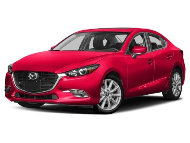2018 Mazda Mazda3 Grand Touring Sedan in Downers Grove IL