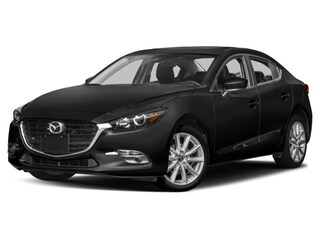 New 2018 Mazda Mazda3 Grand Touring Sedan Bentonville AR