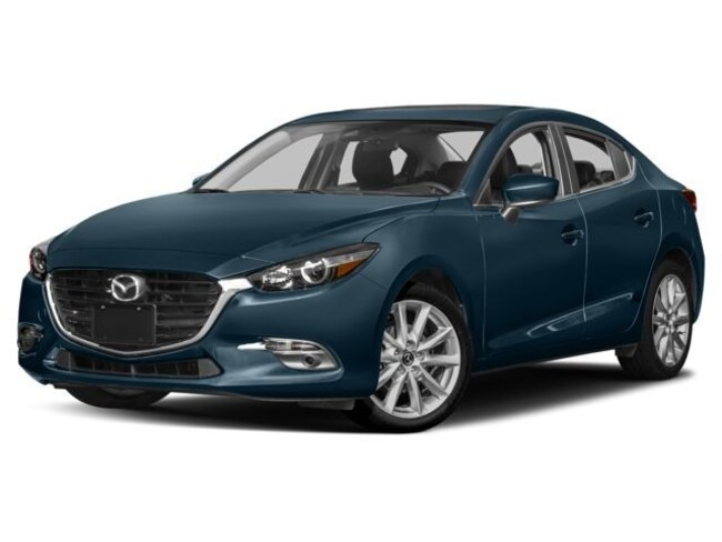 New 2018 Mazda Mazda3 G Touring Sedan In Orange County