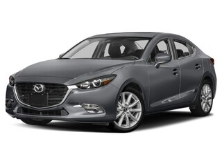 2018 Mazda Mazda3 Grand Touring Sedan in Burlington, VT