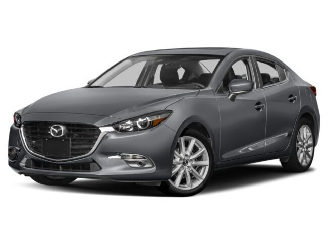 New 2018 Mazda Mazda3 4-Door Grand Touring Auto Car Caldwell