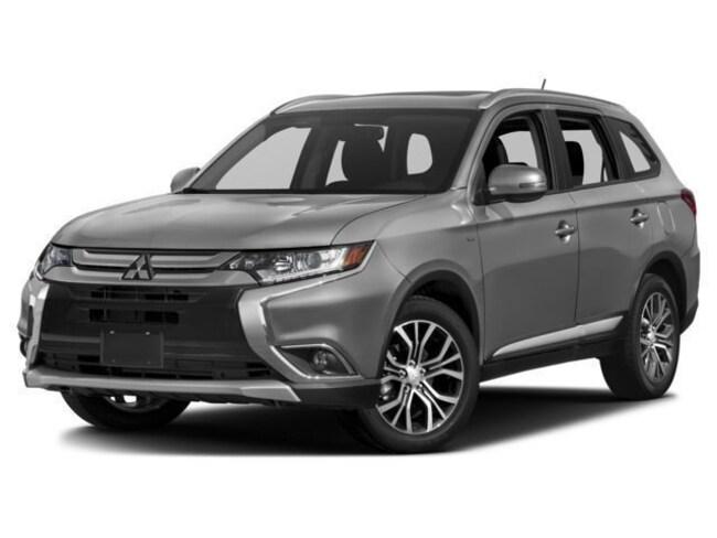 2018 Mitsubishi Outlander SUV