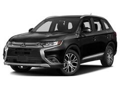 2018 Mitsubishi Outlander CUV