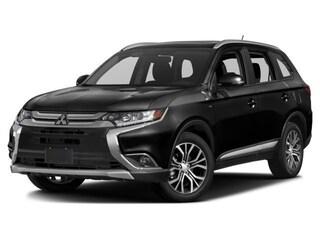 New 2018 Mitsubishi Outlander SE CUV Amarillo