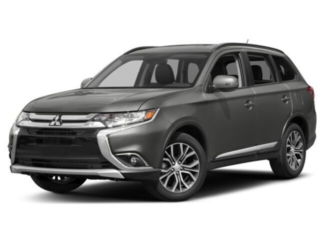 New 2018 Mitsubishi Outlander LE CUV in Amarillo, TX