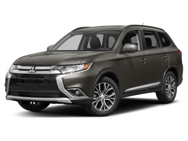 New 2018 Mitsubishi Outlander SEL SUV for sale in New York