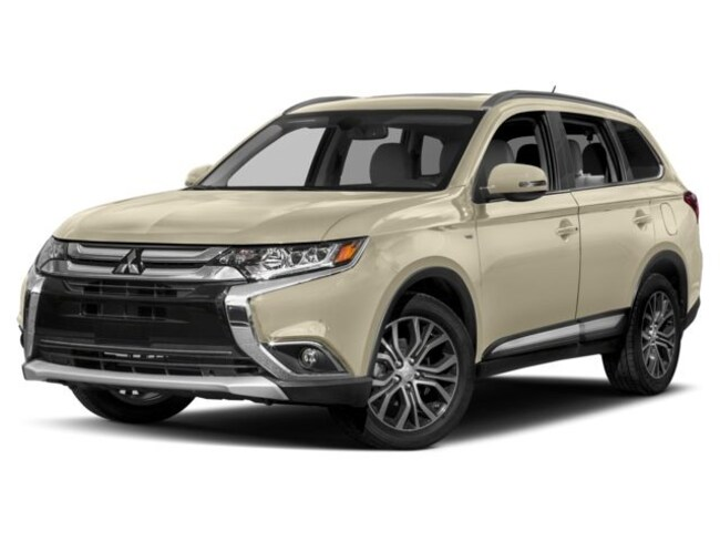 New 2018 Mitsubishi Outlander GT S-AWC CUV For Sale Cayce, SC