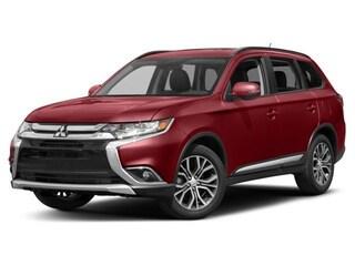 New 2018 Mitsubishi Outlander LE CUV St. Johnsbury, VT