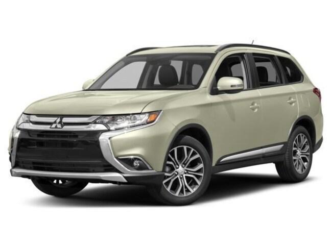 New 2018 Mitsubishi Outlander LE CUV for sale in New York