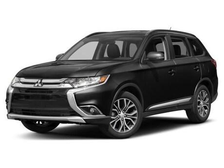Featured New 2018 Mitsubishi Outlander LE CUV for sale in Wantagh, NY at Wantagh Mitsubishi