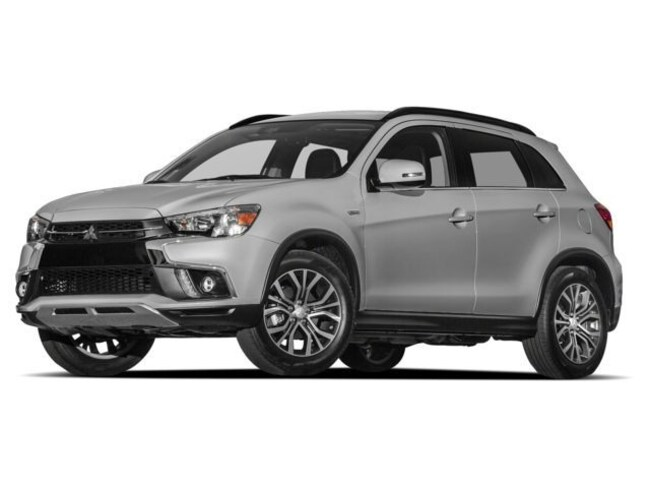 Pre-Owned 2018 Mitsubishi Outlander Sport 2.4 SE CUV Reading, PA