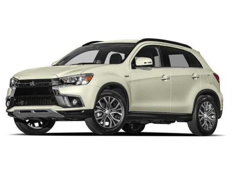 Featured New 2018 Mitsubishi Outlander Sport SEL 2.4 CUV for sale in Wantagh, NY at Wantagh Mitsubishi