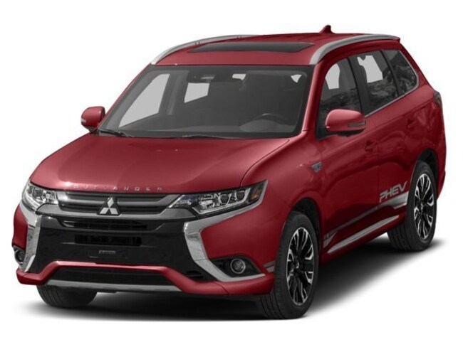 New 2018 Mitsubishi Outlander PHEV GT CUV For Sale near Somerset, Ky