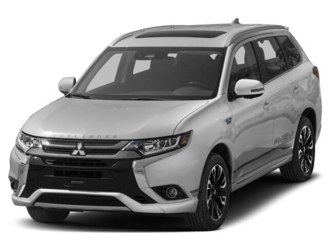 New 2018 Mitsubishi Outlander PHEV GT CUV for sale in New York