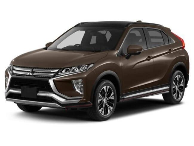 New 2018 Mitsubishi Eclipse Cross 1.5 LE CUV Costa Mesa
