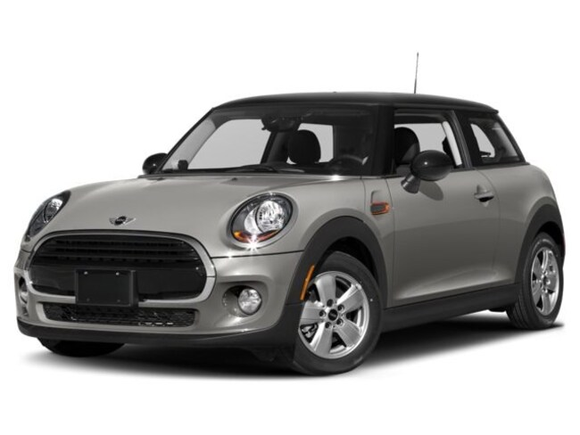 2018 MINI Hardtop 2 Door Hatchback
