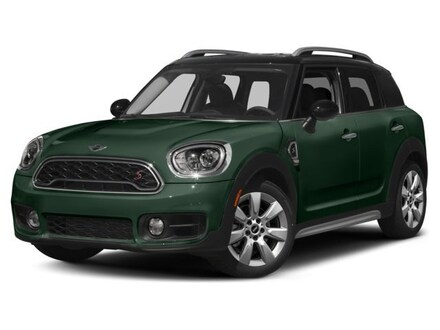Featured used 2018 MINI Countryman Cooper S for sale in Shelburne, VT