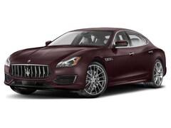 2018 Maserati Quattroporte GTS GranLusso Sedan