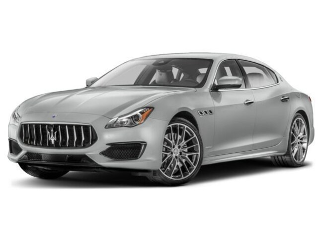 2018 MASERATI QUATTROPORTE S Q4 GRANLUSSO S Q4 GranLusso Sedan for sale in Great Neck, NY at Gold Coast Maserati