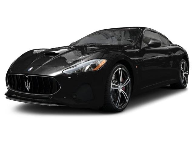 2018 MASERATI GT SPORT Coupe