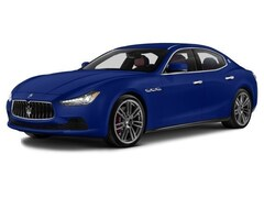 2018 Maserati Ghibli GranLusso Sedan