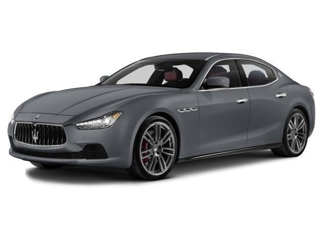 2018 Maserati Ghibli GranSport Sedan