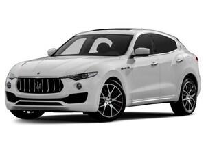 2018 Maserati Levante Granlusso
