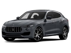 New 2018 Maserati Levante Granlusso SUV S3659 for Sale in Atlanta at Jim Ellis Maserati