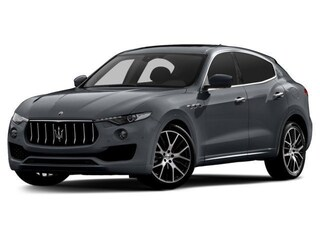 Used luxury cars, trucks, and SUVs 2018 Maserati Levante Granlusso SUV for sale near you in Millbury, MA