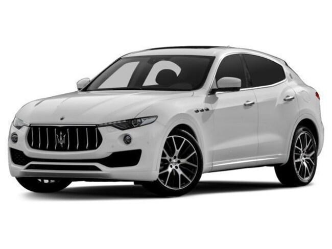 2018 Maserati Levante S SUV
