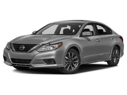 Featured Used 2018 Nissan Altima 2.5 SL Sedan for Sale near Fort Bliss, TX
