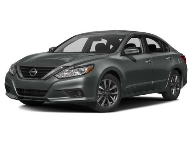 in Doylestown, PA 2018 Nissan Altima 2.5 SL Sedan New