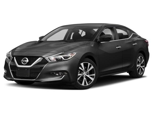 2018 Nissan Maxima 3.5 SV Sedan