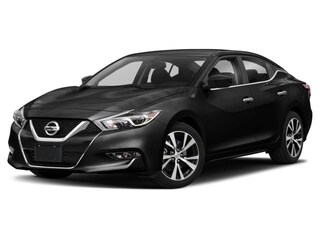 New 2018 Nissan Maxima 3.5 SV Sedan 1N4AA6AP6JC370746 for sale in St James, NY at Smithtown Nissan