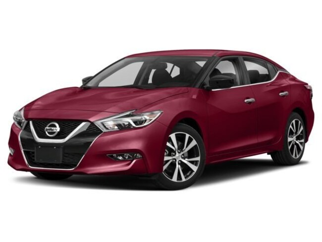 New Nissan vehicle 2018 Nissan Maxima 3.5 SV Sedan 1N4AA6AP2JC406920 for sale near you in Mesa, AZ