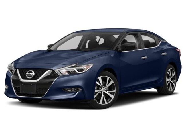 New 2018 Nissan Maxima 3.5 SV Sedan near Newark