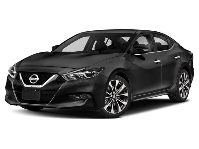 2018 Nissan Maxima SR Sedan
