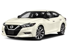 2018 Nissan Maxima 3.5 SR Sedan