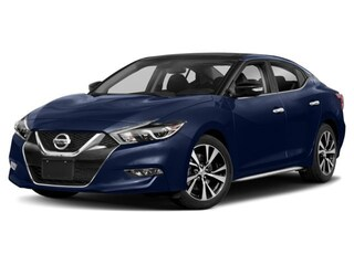 New 2018 Nissan Maxima 3.5 Platinum Sedan 1N4AA6AP4JC367263 for sale in Saint James, NY at Smithtown Nissan