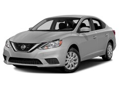 New 2018 Nissan Sentra S Sedan N2136 for Sale near Altoona, PA, at Nissan of State College