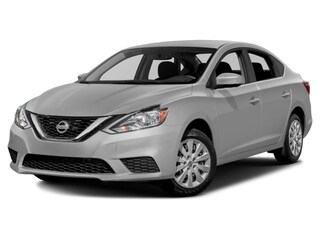 New 2018 Nissan Sentra S Sedan in Rosenberg, TX