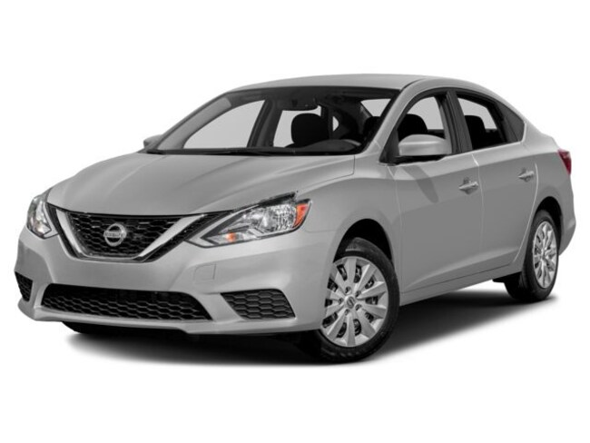 new 2018 Nissan Sentra S Sedan for sale in Globe AZ