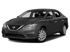 New 2018 Nissan Sentra S Sedan N9851 for Sale near Altoona, PA, at Nissan of State College