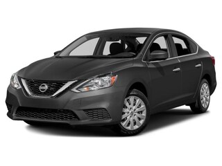 new 2018 Nissan Sentra S Sedan in Lafayette