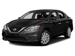 New 2018 Nissan Sentra S Sedan N9954 for Sale near Altoona, PA, at Nissan of State College